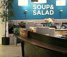 Uusi Soup & Salad K6 avattu